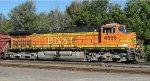 BNSF 4595