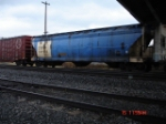 CSX 247093 Covered Hopper WB