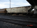 CSX 250668 Covered Hopper WB