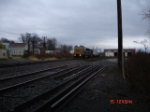 CSX 8746 (SD60I-Whisper Cab) heads WB on the #2 Track