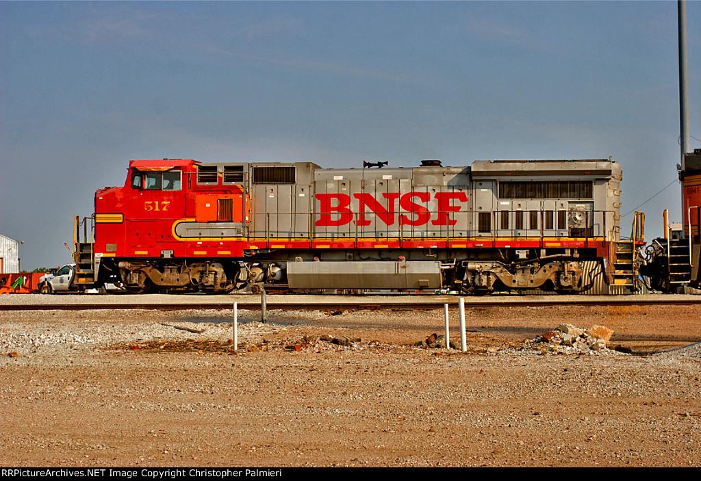 BNSF 517