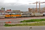 BNSF 8856 and BNSF 9621 Lead M-LINLIN1-09