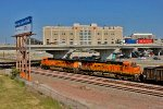 BNSF 6125 and BNSF 6127 Lead C-NAMCGK0-11