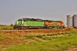 BNSF 3020 and BNSF 8616