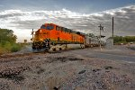 BNSF 7315 Leads O-WHITOP1-09