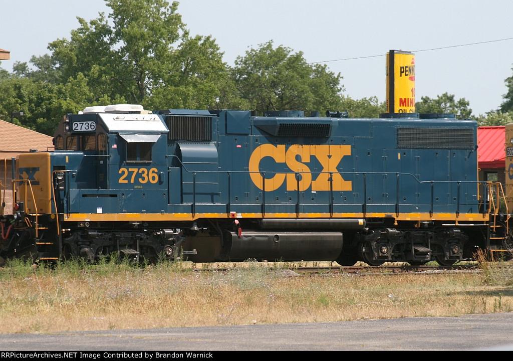 CSX #2736