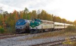 Maine Eastern Meets Amtrak