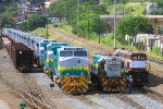 Novas locomotivas GE Dash 9W