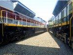 DLW & Erie Heritage engines