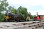 821 In Work Train Service