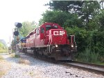CP 450 Through Cohoes At M.P. 8.2