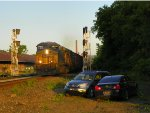 CSX 5440 Between The CP 175 Signals