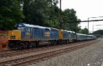 CSX F40PH-2 9999 leads the P910-20 OCS
