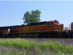 BNSF C44-9W 5406