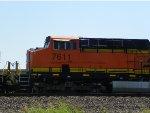 BNSF ES44DC 7611