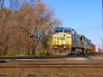 CSX 7659 Q231 10:40 am C&O NS line