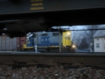CSX 2724 Should try this before it gets dark S509 on the NW why H795 on the mixing center lead