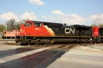 CN 8857 - Canadian National