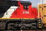 CN 2104 - Canadian National