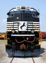NS #1030 30th Anniversary Locomotive