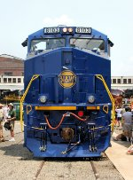 Norfolk & Western Heritage Unit