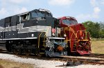 New York Central and Pennsylvania Railroads together
