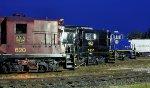 Norfolk & Western power