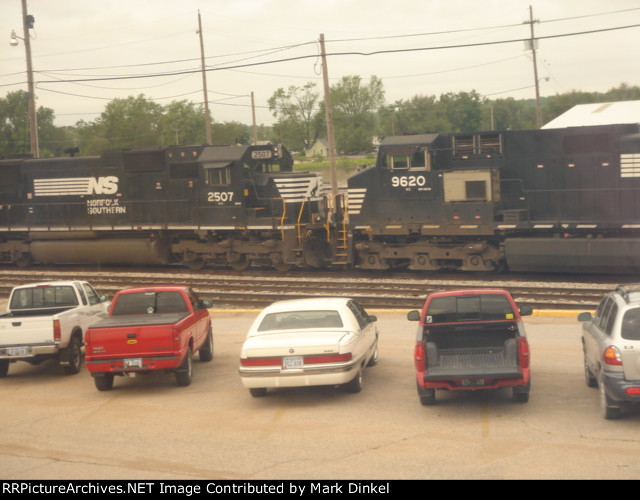 Norfolk Southern west of Chicago
