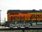 BNSF ES44C4 7034