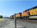 BNSF C44-9W 4658