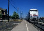 Amtrak 50 with CA Zephyr