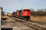 CN 8911, CN 5669, HLCX 8144 & HLCX 6315 - Canadian National and Helm Financial Leasing units