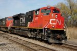 CN 8911 - Canadian National