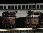 Interstate and Norfolk Southern Units.