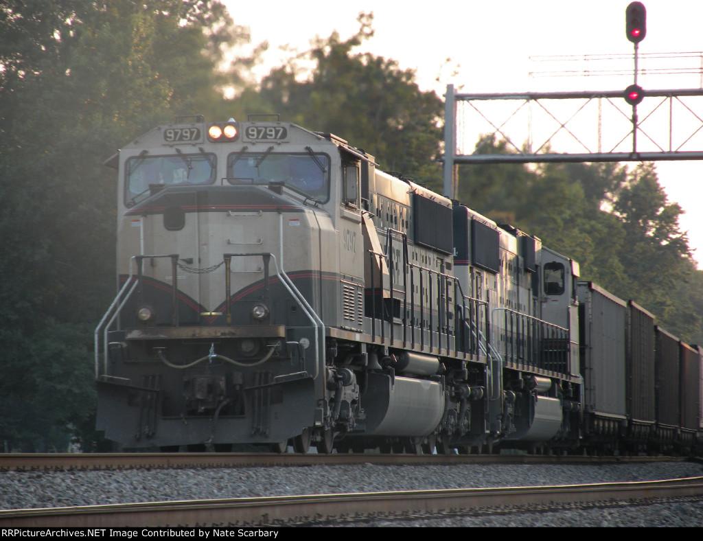 BNSF 9797 (NS #734)