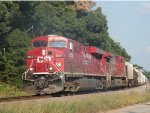 CP 8855 leading NS 174