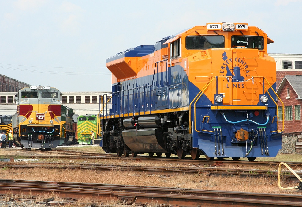 Conrail predecessors head back to the roundhouse