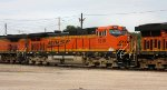 BNSF #4519 sitting at East Thomas Yard