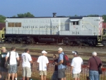 NORFOLK SOUTHERN (OLD) 1616