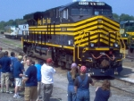 NICKEL PLATE ROAD HERITAGE UNIT