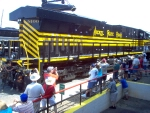 NICKEL PLATE HERITAGE UNIT
