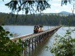 Lake Benewah Trestle