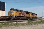 UP 8601 & 8443