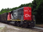 CN/IC power in Newberry
