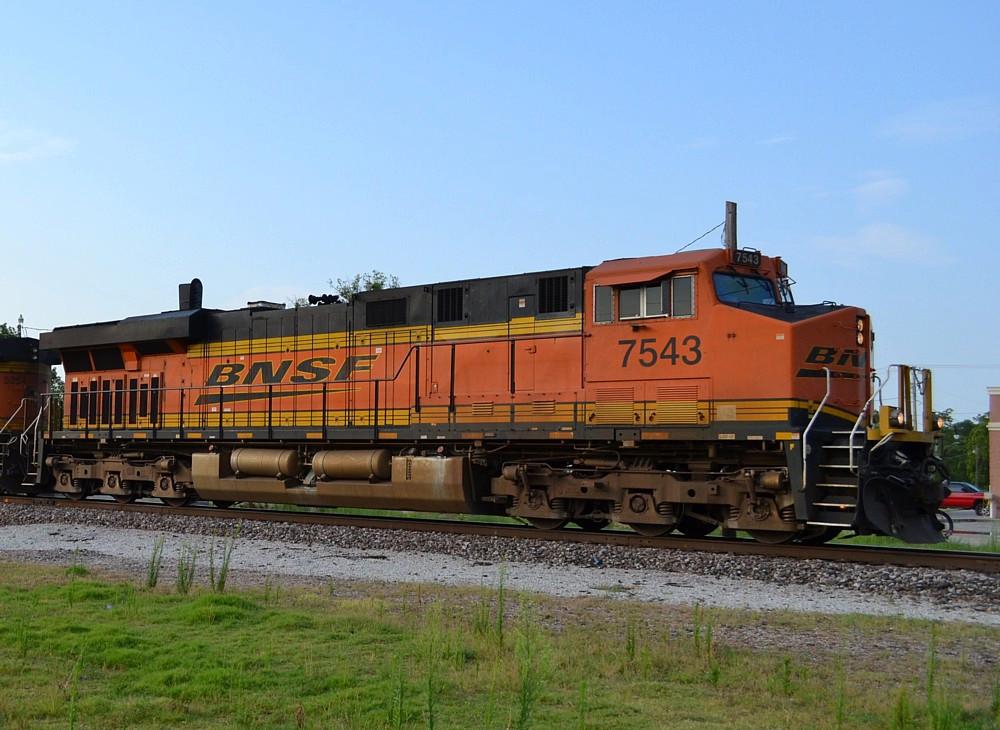 BNSF 7543