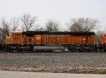 BNSF 9858