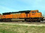 BNSF 8957