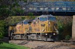 UP eastbound coal train