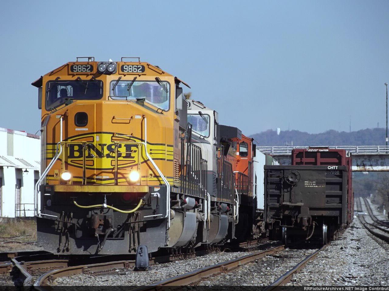 BNSF Transfer