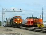BNSF 7269(ES44DC) LDRR 1513(CF7)
